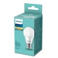 LED Žiarovka Philips A60 E27/8W/230V 2700K