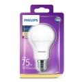 LED žiarovka Philips E27/11W/230V 2700K