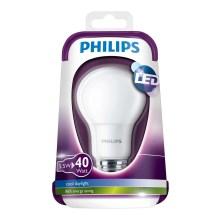 LED Žiarovka Philips E27/5,5W/230V