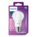 LED Žiarovka Philips E27/8W/230V 2700K