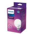 LED Žiarovka Philips E27/9,5W/230V 2700K
