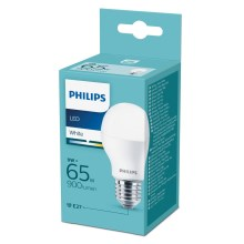 LED Žiarovka Philips E27/9W/230V 3000K