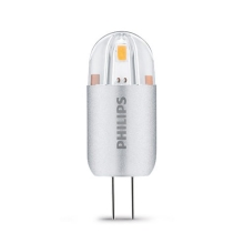 LED Žiarovka Philips G4/1,2W/12V - CAPSULE