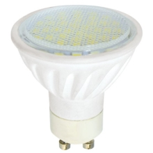 LED žiarovka PRISMATIC LED GU10/8W/230V 6000K - Greenlux GXLZ236
