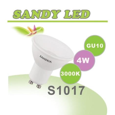 LED žiarovka SANDY GU10/4W/230V - Sandria S1017