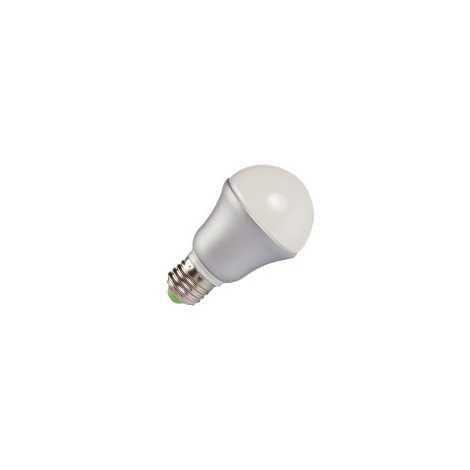 LED žiarovka SMD E27/6W studená biela