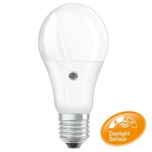 LED Žiarovka so senzorom E27/8,5W/230V 2700K - Osram