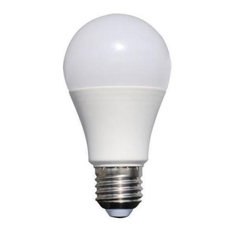 LED Žiarovka so súmrakovým senzorom BULB E27/9W/230V