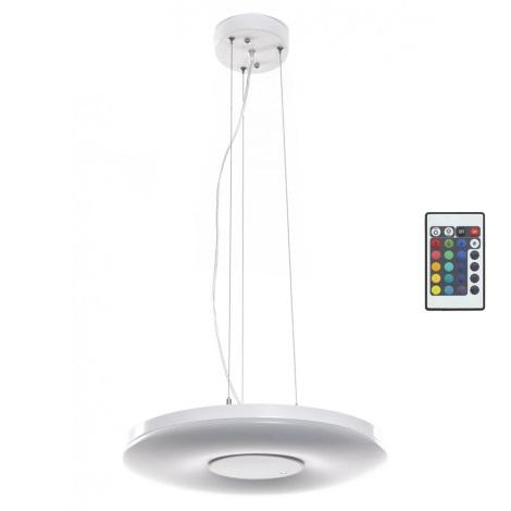 LEDKO 00010 - LED luster LED-RGB/60W/100-240V