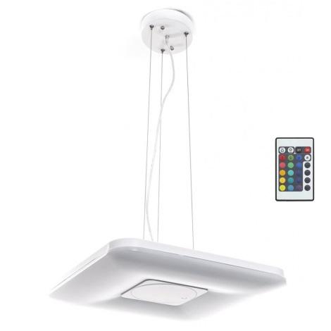 LEDKO 00016 - LED luster LED-RGB/30W/100-240V