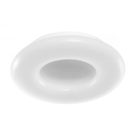 LEDKO 00207 - LED stropné svietidlo DONUT LED/24W/230V