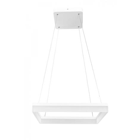 LEDKO 00282 - LED luster ONDAREN QUADRO LED/35W/230V