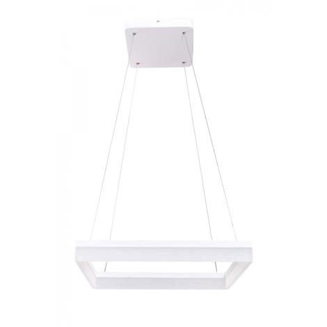 LEDKO 00283 - LED luster ONDAREN QUADRO LED/45W/230V