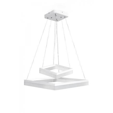 LEDKO 00285 - LED luster LED/55W/230V