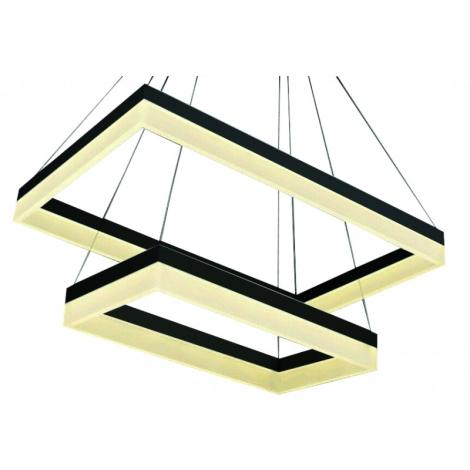LEDKO 00286 - LED luster LED/55W/230V
