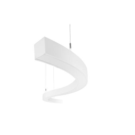 LEDKO 00401 - LED luster WAVE LIGHT LED/22W/230V