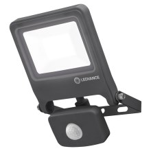 Ledvance - LED Reflektor ENDURA so senzorom LED/20W/230V IP44