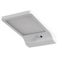 Ledvance - LED Solárne nástenné svietidlo so senzorom DOORLED LED/3W/3,3V IP44