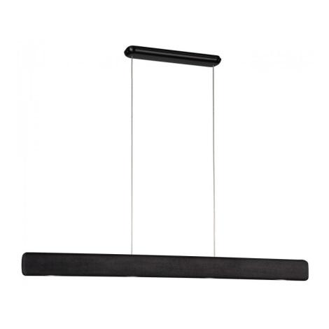 Lirio 36835/30/LI - luster na lanku DOLINEA 3xLED/7,5W čierna