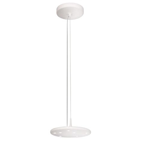 Lirio 40753/31/LI - závesné svietidlo STELLATE 7xLED/2,5W biela