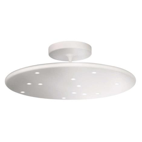 Lirio 40754/31/LI - Prisadený luster STELLATE 12xLED/2,5W biela