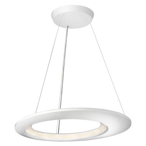 Lirio 40755/31/LI - závesné svietidlo ECLIPTIC 16xLED/2,5W biela