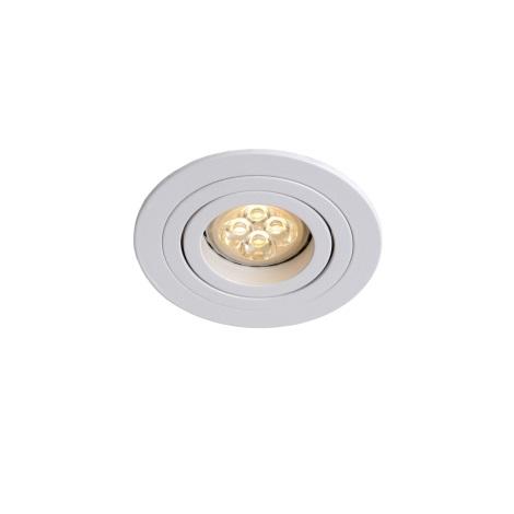 Lucide 22954/01/31 - Podhľadové svietidlo TUBE 1xGU10/42W/230V biela