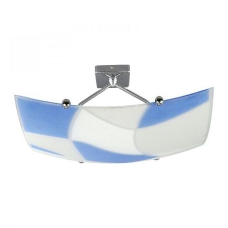 Luster prisadený ASPIS biela/modrá