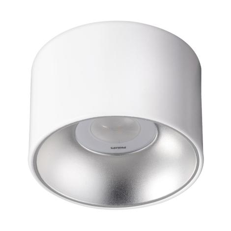 Luxera 18088 - LED prisadené stropné svietidlo INNEZ 1xLED DISK/11,6W/230V
