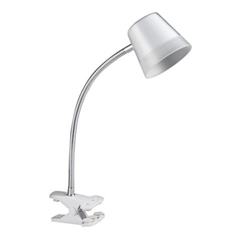 Luxera 26050 - LED lampa s klipom VIGO LED SMD/4W/230V