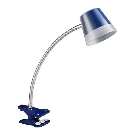 Luxera 26053 - LED lampa s klipom VIGO LED SMD/4W/230V