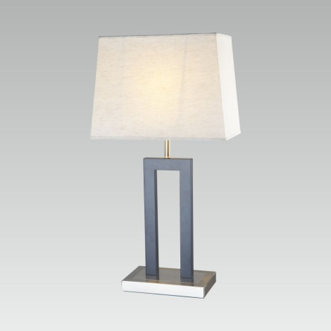 LUXERA 27008 - Stolná lampa SIGLO 1xE27/60W