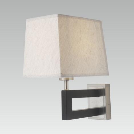 LUXERA 27009 - Nástenné svietidlo SIGLO 1xE27/60W