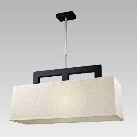 LUXERA 27010 - Závesné svietidlo SIGLO 3xE27/60W