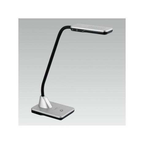 LUXERA 31200 - LED Stmievateľná stolná lampa HERO 12xLED/5W