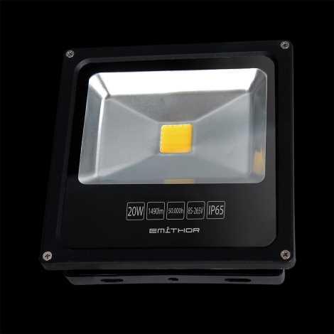 LUXERA 32110 - LED Reflektor METALED 20W LED 6000K
