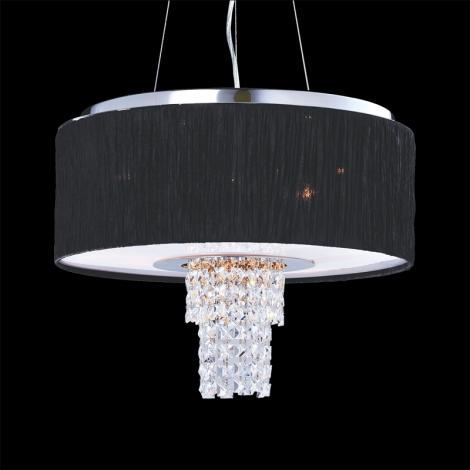 Luxera 33501 - Závesné stropné svietidlo PASHIMNA 6XE14/40W/230V