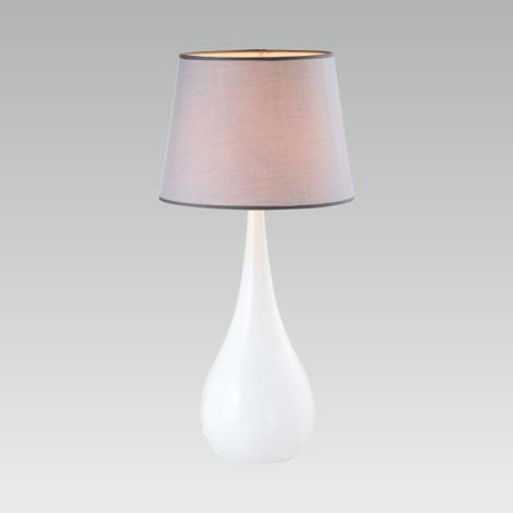 Luxera 33507 - Stolná lampa BLUR E27/60W/230V
