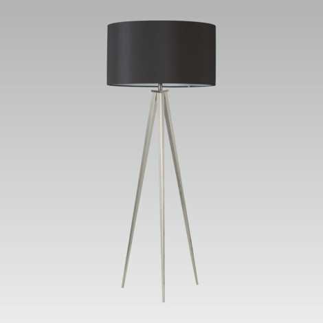 Luxera 33512 - Stojacia lampa TRIDENT E27/60W/230V