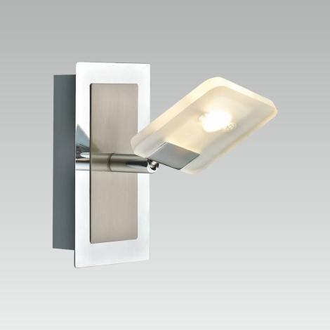 LUXERA 34029 - LED Bodové svietidlo KYTON 1xLED/5W