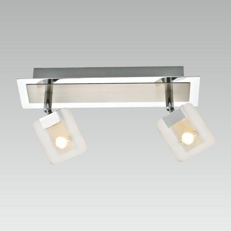 LUXERA 34030 - LED Bodové svietidlo KYTON 2xLED/5W