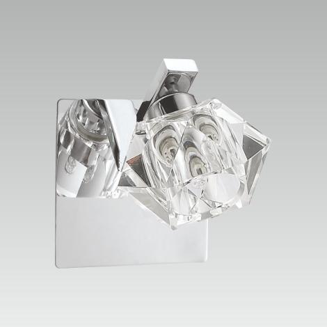 LUXERA 34038 - LED Nástenné svietidlo ZENITH 1xLED/5W