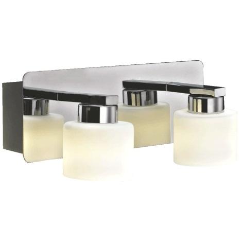LUXERA 34044 - LED Nástenné svietidlo ELICA 2xLED/5W