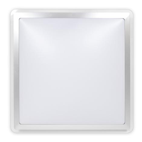 Luxera 38200 - LED stropné svietidlo FLUO 24xLED SMD/12W/230V
