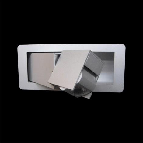 LUXERA 41112 - Nástenné svietidlo DREAM CREE LED/3W