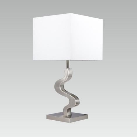 LUXERA 41115 - Stolná lampa ELLASTICA 1xE27/60W