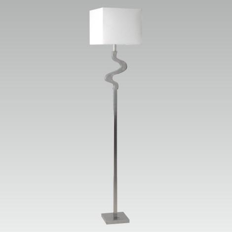 LUXERA 41116 - stojacia lampa ELLASTICA 1xE27/60W