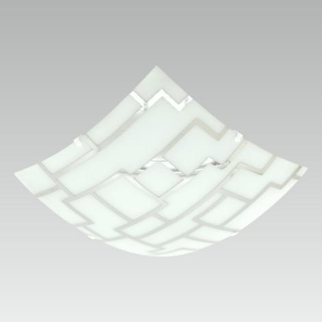 Luxera 45058 F - Stropné svietidlo SARI 1xE27/60W/230V