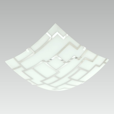 Luxera 45058 K - Stropné svietidlo SARI 1xE27/60W/230V