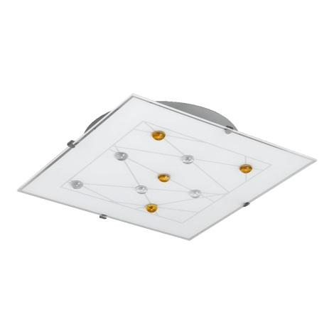 LUXERA 45113 - Nástenné stropné svietidlo GPS 2xE14/40W